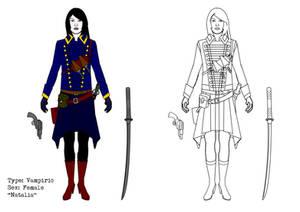 Vampiric Type - Female