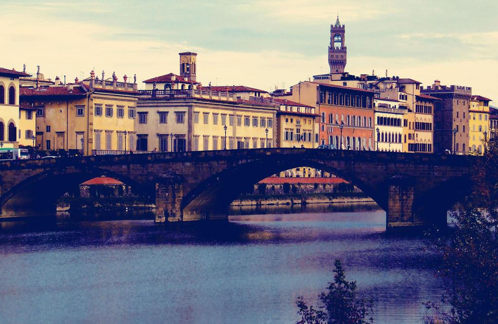 Firenze, Italy by marjol3in1977