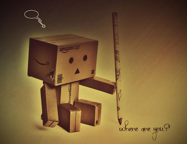 Butlova Gallery: Where Are You? By Marjol3in1977 On DeviantArt