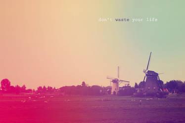 Windmills by marjol3in1977