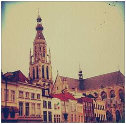 Breda, Netherlands by marjol3in1977