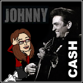 Johnny Cash feat. me by marjol3in1977