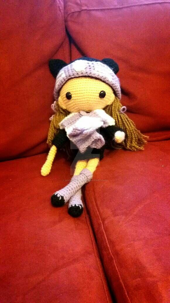 Mary Plushie by maryrenialt