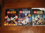 MY LEGO STAR WARS COLLECTION