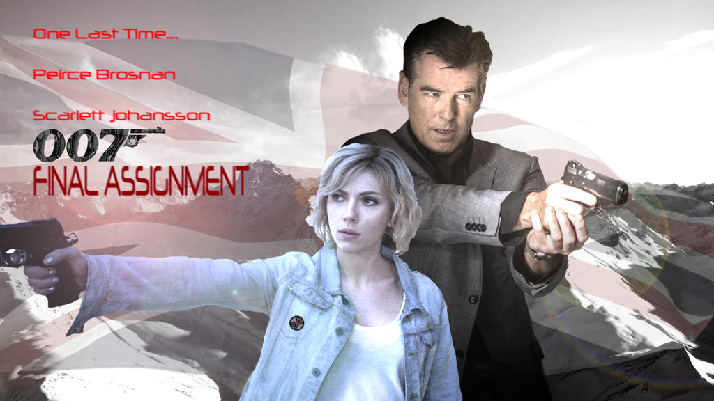 007: FINAL ASSIGNMENT by darthbriboy