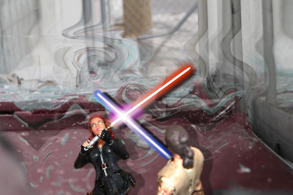 Assassin Vs Jedi by darthbriboy