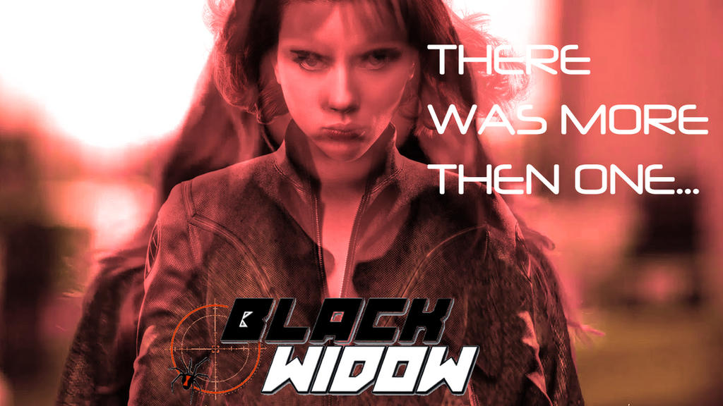 BLACK WIDOW (QUICK/LAZY) POSTER 2 by darthbriboy
