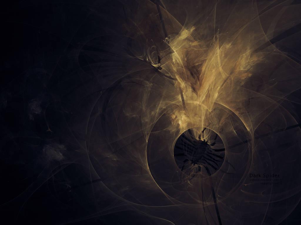 Dark Spider by Pantoja