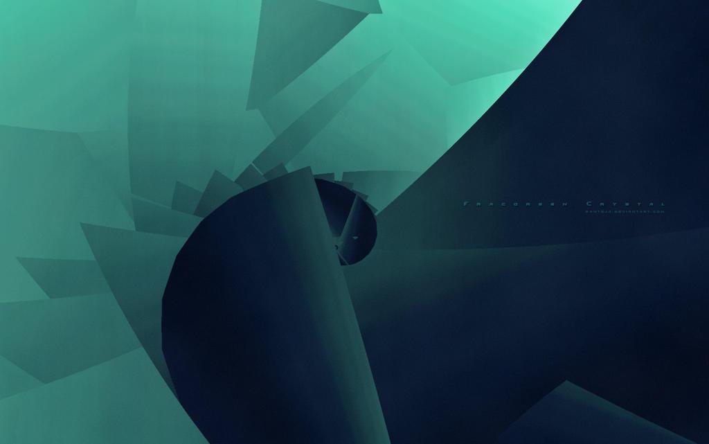 Fracgreen Crystal