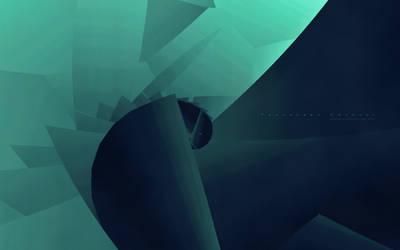 Fracgreen Crystal by Pantoja