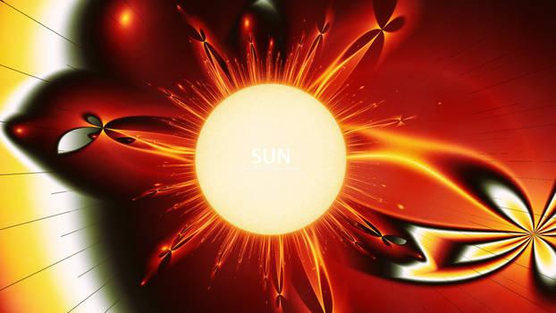 SUN - Fractal Art