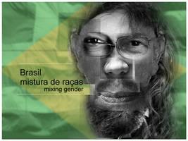 Brasil: mistura de Racas