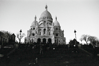 sacre core by maromar