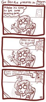 Adoren Comic