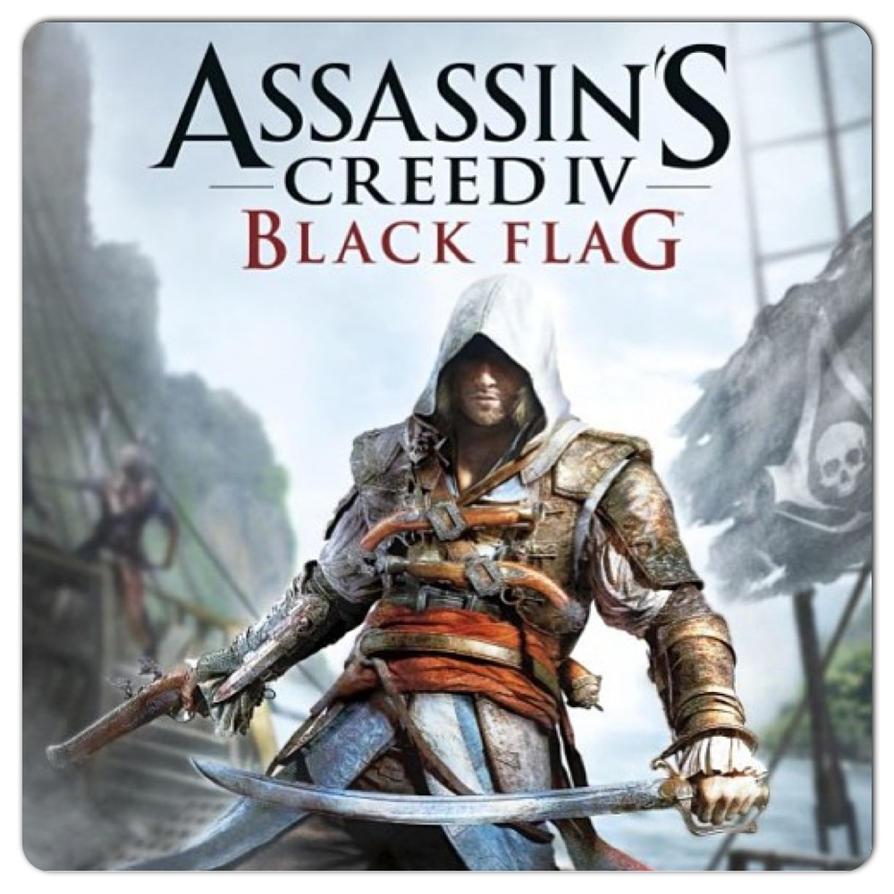 Assassins Creed IV - Black Flag by RoooooOoooool