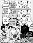 Dbz: Bulma and Vegeta - Firstkiss: Chapter 1, Pg6