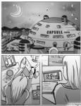 Dbz: Bulma and Vegeta - Firstkiss: Chapter 1, Pg13