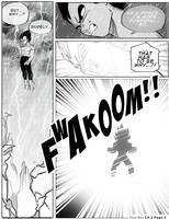 Dbz: Bulma and Vegeta - Firstkiss: Chapter 2, Pg2 by longlovevegeta