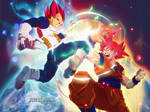 DBZ - The Real Battle of Gods