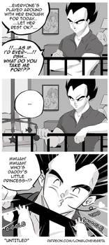 Dragonball Super: Even You Arent Immune Vegeta