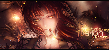Revy Sig :: Demon in Disguise by Holophrasic