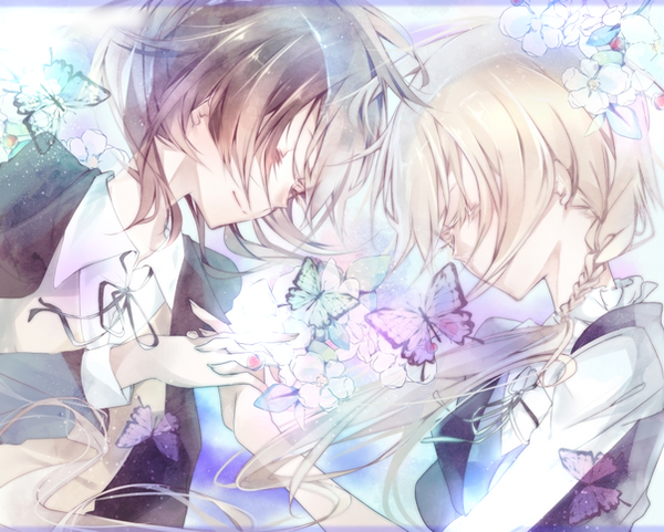 Like a butterfly by Yumemitsuki