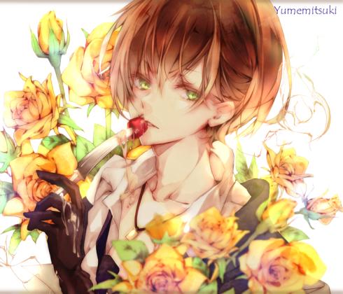 Jealousy by Yumemitsuki