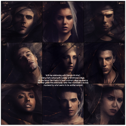 TVD (The Vampire Diaries) wallpaper 4 tablet