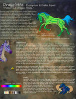 Draygloth Breed Sheet by Xunau66