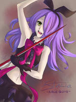 -Arlequin- by Zerii-chan