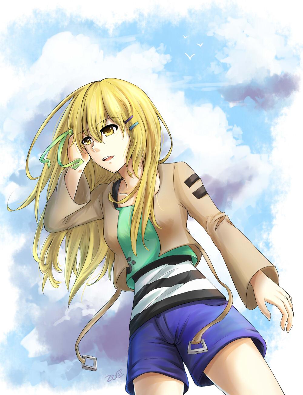 AT: Mantoux3 Kyuri by Zerii-chan