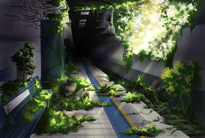 Nature's Revenge II by Zerii-chan