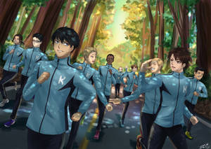 KazeTsuyo|Run with the Wind