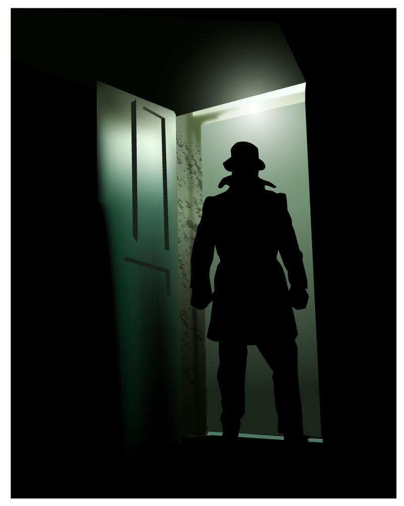Rorschach 1 by montgomeryq