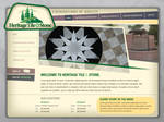 Website for a Tile company