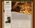 Coffee roasting website