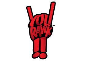 You Rawk logo by montgomeryq