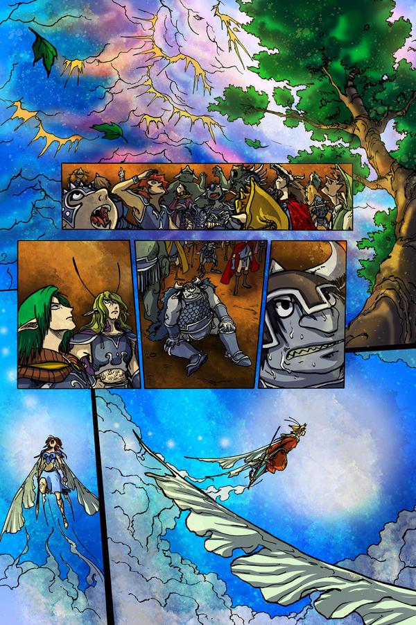 Fallen Gods page 12 by JDCalderon