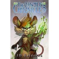 Oswald on the Kindle by JDCalderon