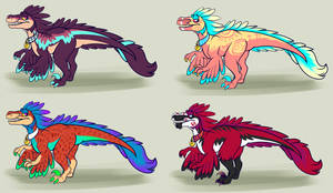 Raptor ADOPTS by dadpire