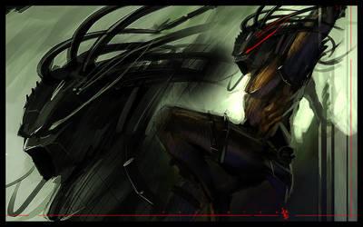 Predator wallpaper by tubenose