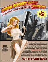 X:Buckshot Ad:X by tubenose
