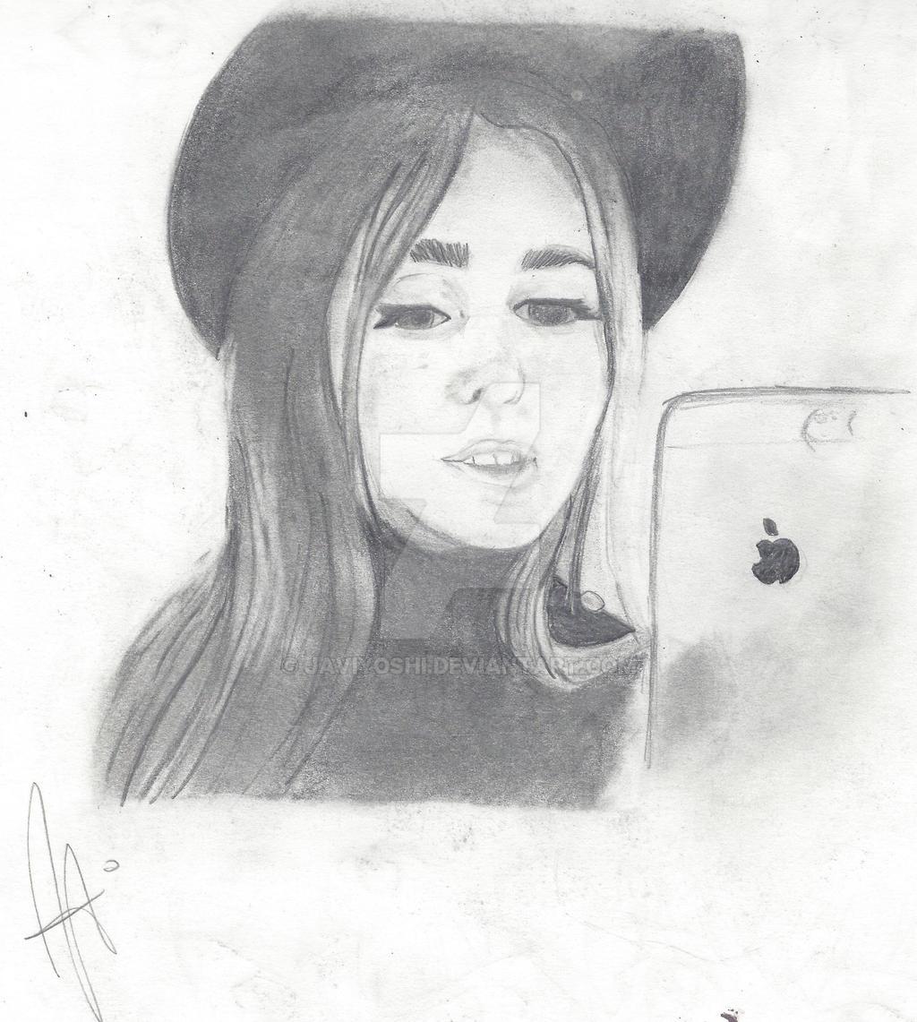 Portrait by Javiyoshi
