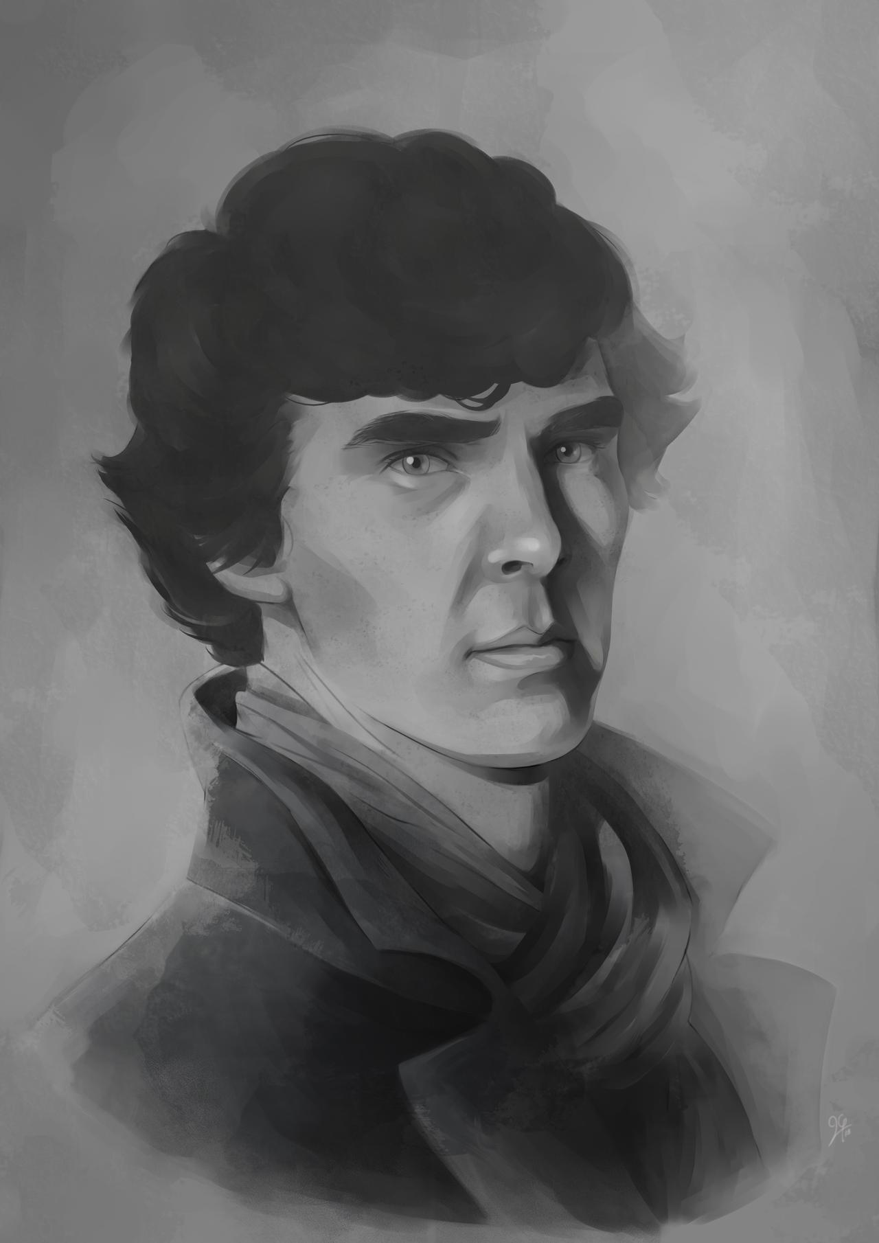 Sherlock Gray by lSagol