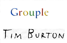 Tim Burton: Grouple by Serious-Muffin