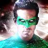 Green Lantern Icon