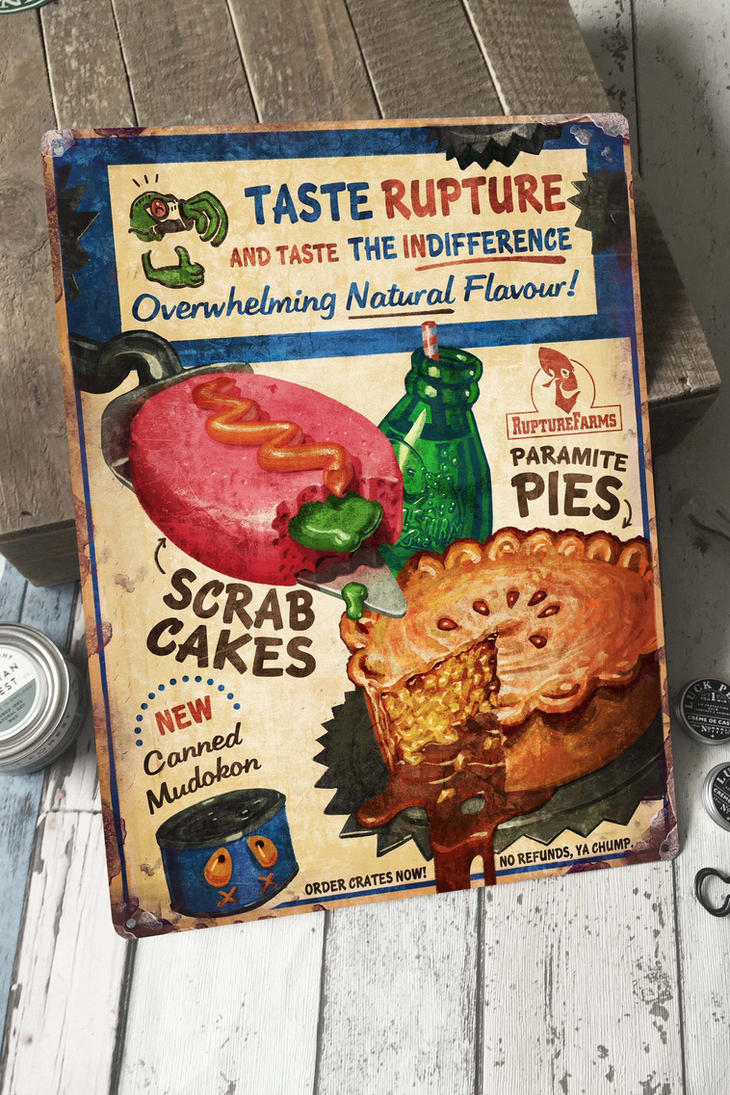 Taste Rupture by Cyberworm360