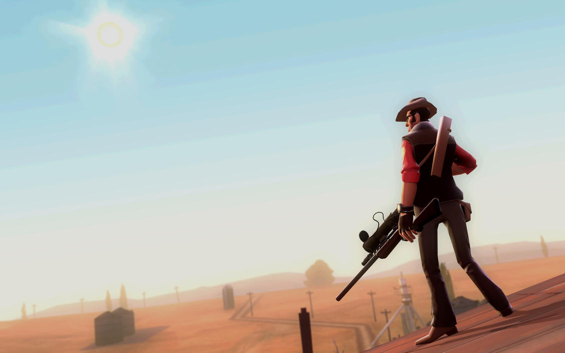 Dustbowl, Midday by exeHL