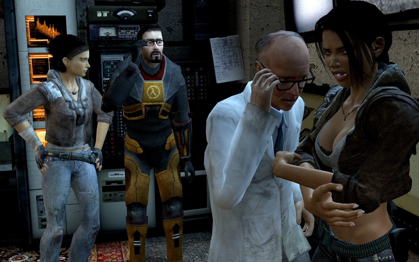 Half-life 2 alyx sex mob exploited pic