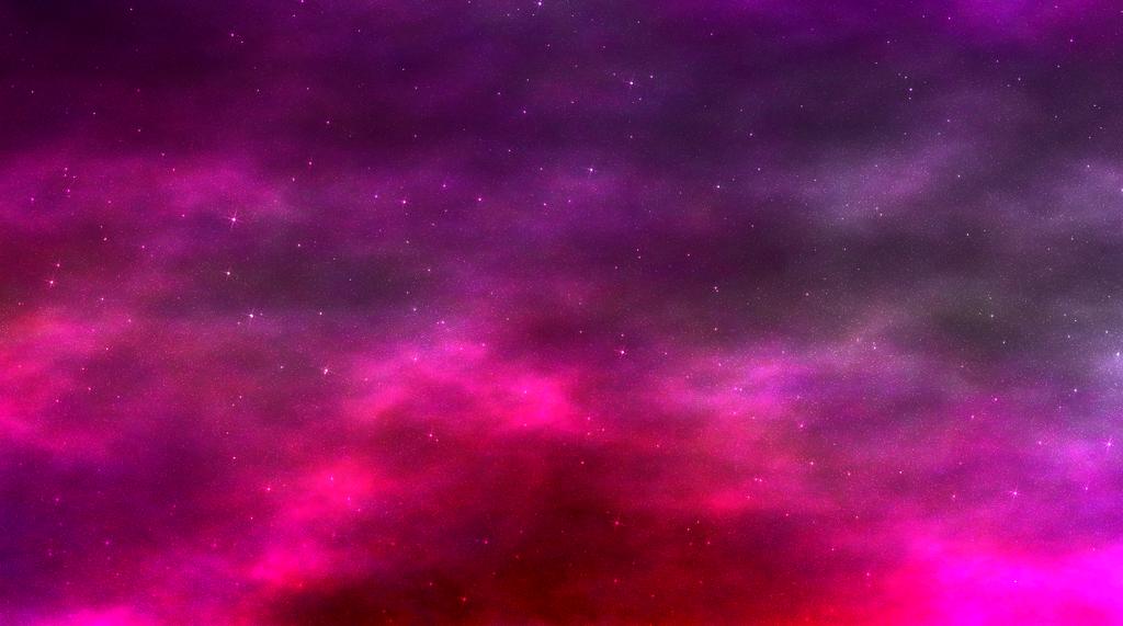 Random starry sky back...